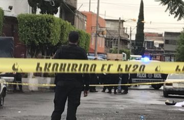 Octubre, cifra récord en homicidios dolosos: SESNSP