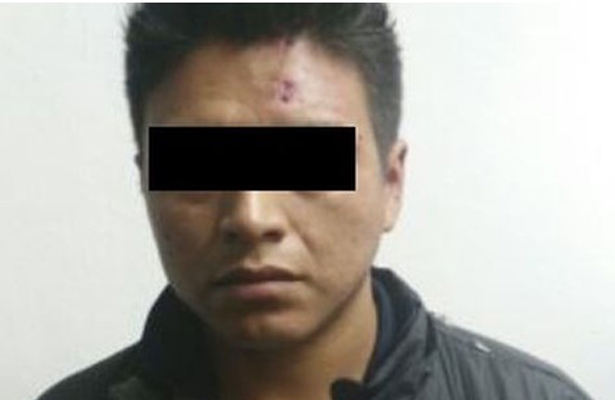 Detienen a hombre que se masturbó frente a una menor en el metro