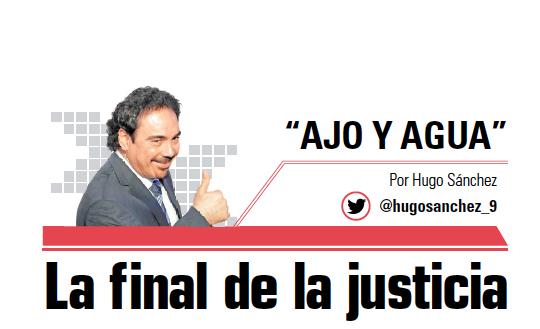 La final de la justicia