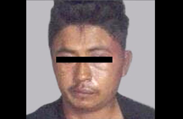 Aseguran en Cuautitlán Izcalli a un sujeto por el delito de robo con violencia