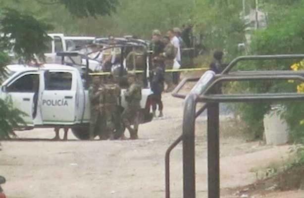 Marina abate a dos delincuentes en Reynosa
