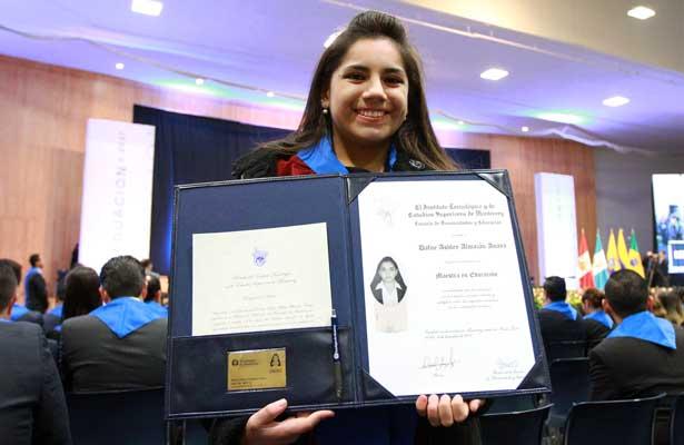 Dafne, la psicóloga más joven del mundo