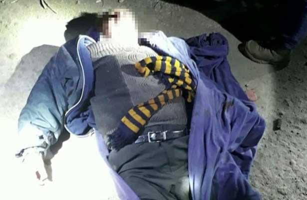 Hallan estrangulado en inmediaciones de Reynosa
