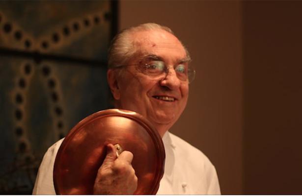 Murió el gran chef italiano Gualtiero Marchesi