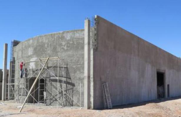 Nuevo teatro en Hermosillo quedara terminado en marzo de 2018