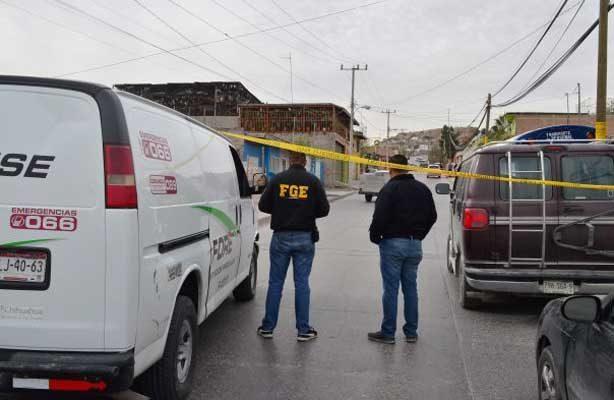 Arranca diciembre con 6 ejecuciones en Ciudad Juárez
