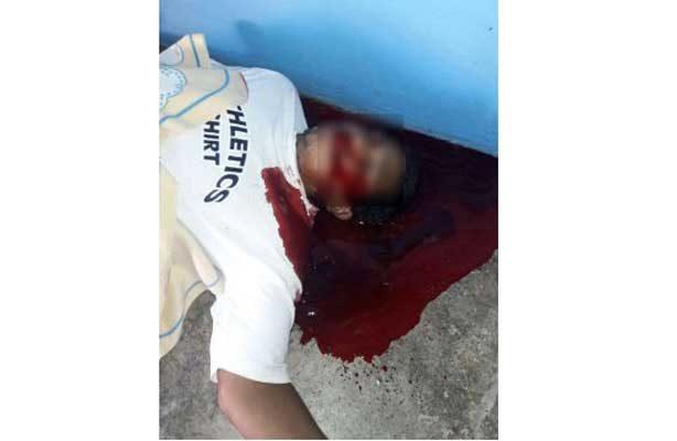 De tres tiros matan a hombre en Lomas de Medina