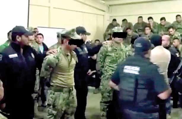 Detienen a marinos que secuestraron a político y empresario veracruzano