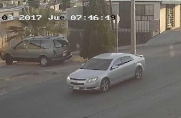 Revelan nombre del conductor de auto usado por asesinos de Miroslava