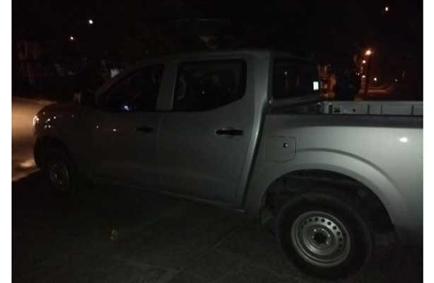 Crimen político en Veracruz