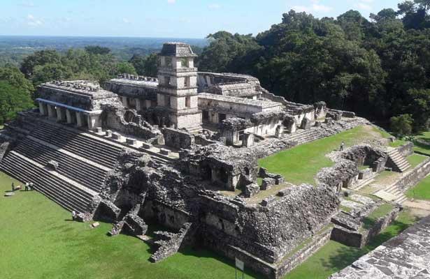 Apoya embajada de E.U a la preservación de una zona de Palenque