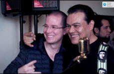 Recorren Ricardo Anaya y Juan Zepeda Ciudad Neza y se avientan un 'palomazo'