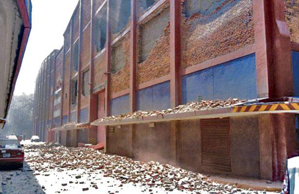 Foros de Estudios Churubusco funcionarán en enero tras sismos