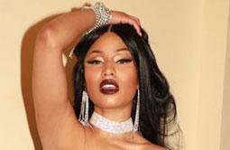 Nicki Minaj prende redes sociales por sugerente fotografía