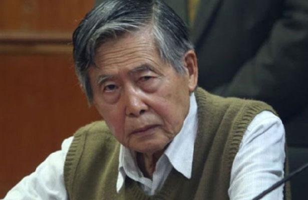 Fujimori agradece a Kuczynski por su indulto y pide perdón a peruanos