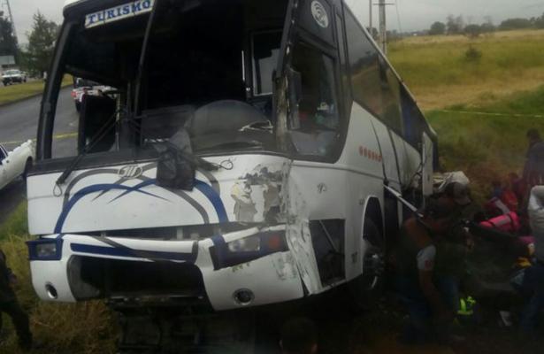 Conmoción entre la población de Altamira por accidente del equipo de fútbol