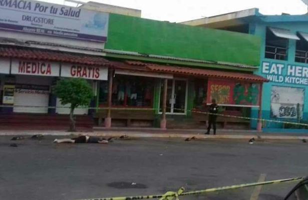Lo ejecutan a tiros en zona hotelera de Ixtapa Zihuatanejo