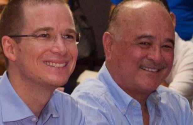 Se une Ernesto Ruffo a la precandidatura de Ricardo Anaya
