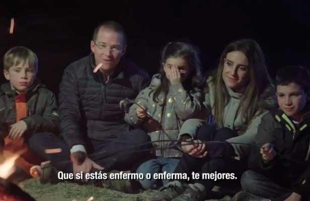 El año que entra haremos historia: Ricardo Anaya
