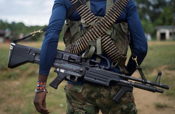 Enfrentamiento entre grupos armados, deja 13 muertos en Colombia