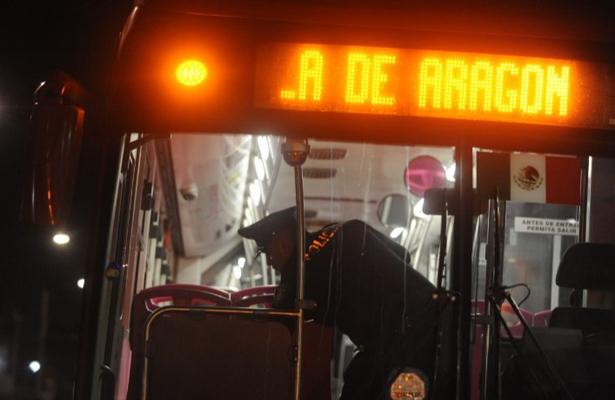 Otra vez asaltan a usuarios del Metrobús Línea 6