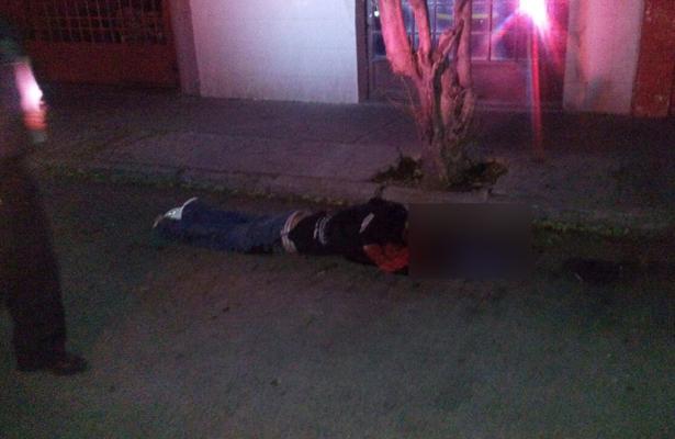 Lo asesina a balazos, en Aguascalientes