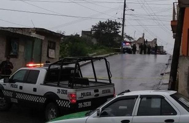Matan a balazos a hombre en Xalapa