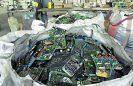 Aumento de basura electrónica es un gran riesgo para la salud: ONU
