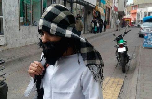 Detienen a bromista que se hacía pasar por musulmán