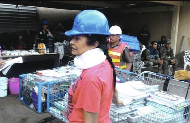 Interpol México emite ficha roja para localizar a directora del colegio Rébsamen