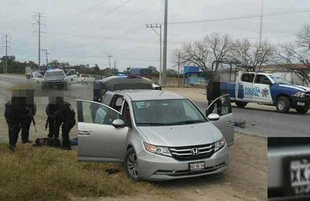 Capturan a dos asaltantes en carretera federal de Tamaulipas
