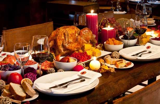 Cuida lo que comes durante estas fiestas decembrinas