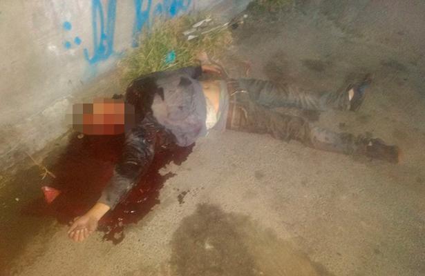 Ya es común matar a sangre fría en Valle de Chalco