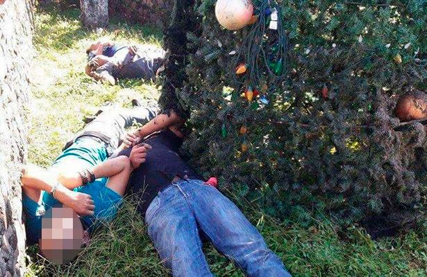 Trágica víspera navideña en Chiapas, deja cinco muertos