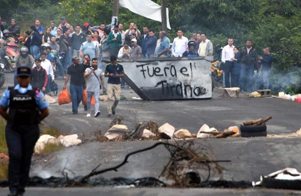 El tiempo se agota para resolver la crisis electoral hondureña