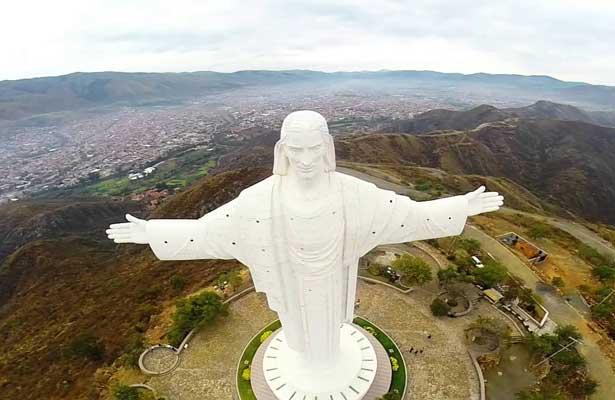El Cristo más grande del mundo se encuentra en Latinoamérica