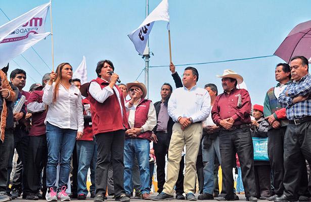Del Mazo está reprobado en materia de seguridad: Morena