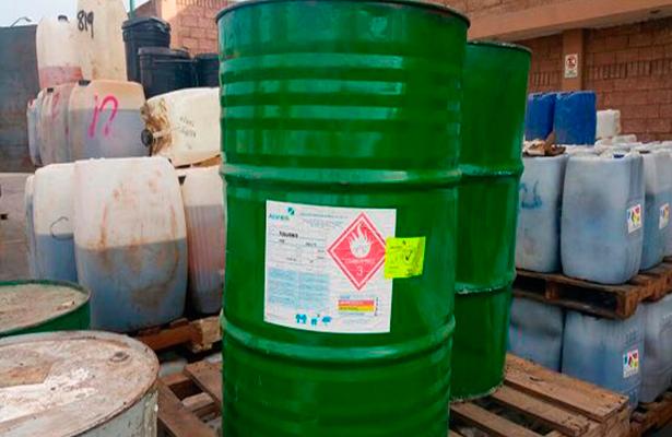 Destruye PGR en Sinaloa 20 toneladas de droga y 39 mil litros de precursores químicos