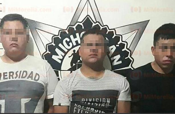"""Caen """"El Tony"""" y """"El Jony"""" durante operativo policiaco en Michoacán"""