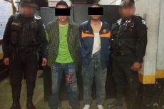 Capturan a pandillero mexicano en Guatemala