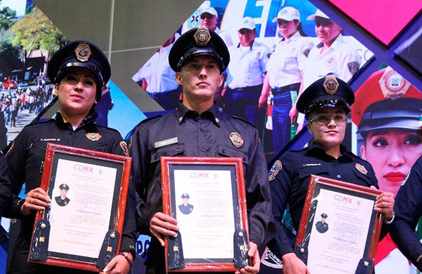 La Secretaría de Seguridad Pública celebra el día del policía