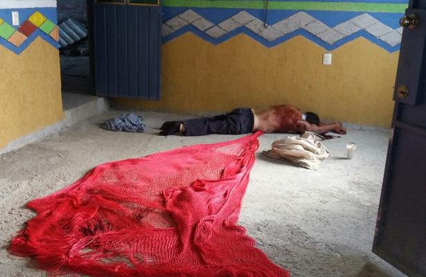 Ex catedrático de la UABJO fue ejecutado en su domicilio