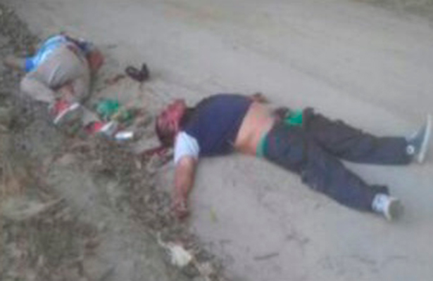 Ejecutan a dos hombres en la Costa de Oaxaca