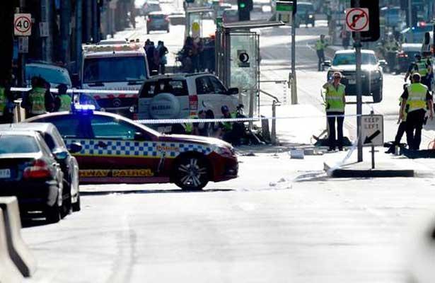 Atropellamiento masivo en Melbourne deja 19 lesionados