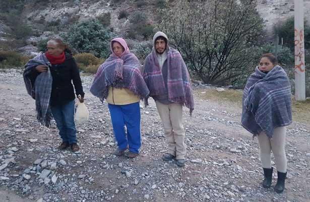 Continuarán las bajas temperaturas en San Luis Potosí