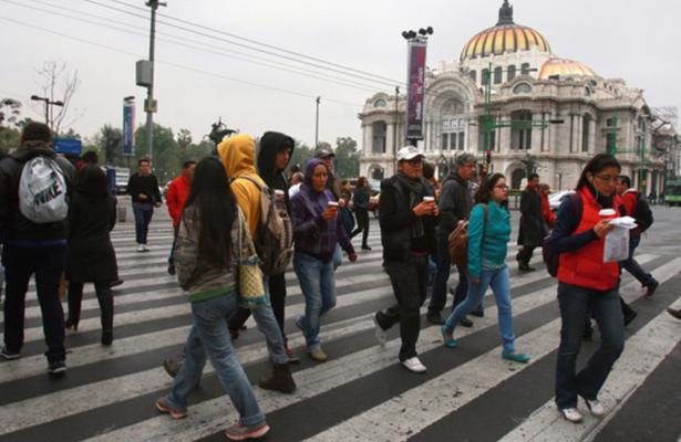 Termómetro bajará hasta menos 3 grados en el Valle de México