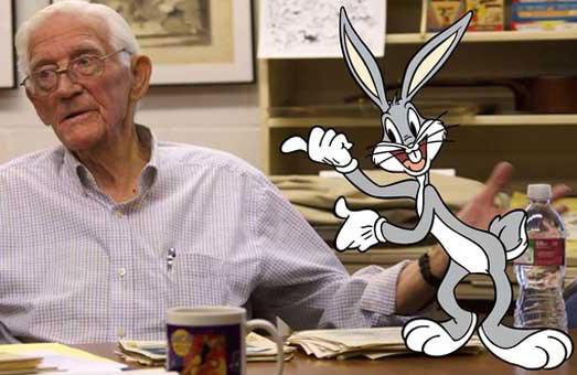 Muere el creador de Bugs Bunny