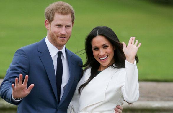 Príncipe Enrique y Meghan Markle se casan el 19 de mayo próximo