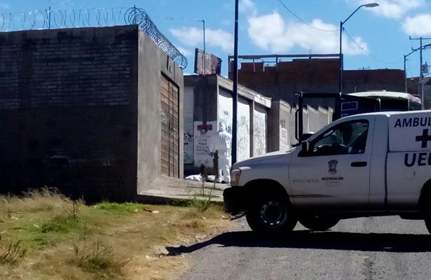 Matan a chófer del servicio público al sur de Morelia