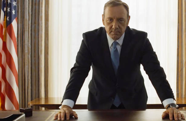 """Regresa """"House of Cards"""" sin Kevin Spacey"""